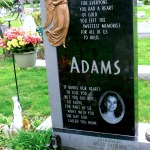 Anelise Adams Monument