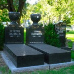 Dahmen Family Graves