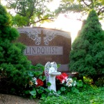 Lindquist Headstone